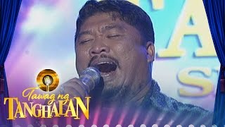 Tawag ng Tanghalan: Dominador Alviola Jr.   May Bukas Pa (Round 5 Semifinals)