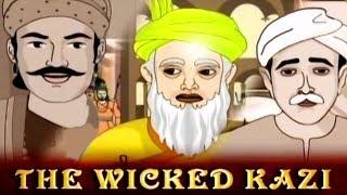 Akbar Birbal Stories | The Wicked Kazi | Hindi Animated Stories For Kids | Masti Ki Paathshala