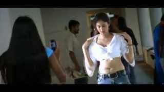 Kamna yummy navel  boobs show and cleavage