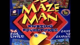 Maze Man 3D - Toy World OST(Extended)