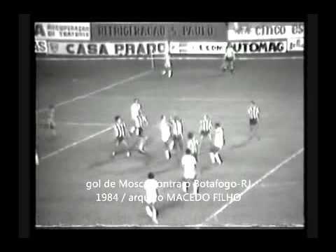 MOSCA GOL FANTASTICO DE 1984