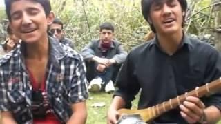 Chitrali Songs AKHSS students at Kallash Vally Bumberate. recorded by SHARIF SHERAZI