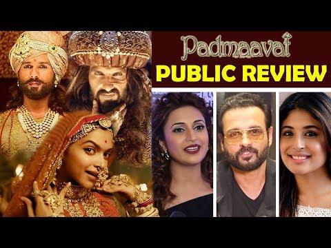 Xxx Mp4 Deepika S Padmaavat Movie Review Television Celebs Reaction Divyanka Tripathi 3gp Sex