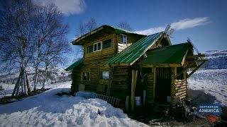 A Homesteader Says Goodbye | Railroad Alaska