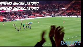 CHELSEA FC CHANTS 2017 - ANTONIO, OH DENNIS WISE AND MORE!!