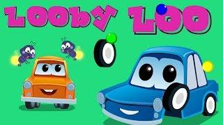 Zeek and friends Looby loo | Nursery Rhymes For Kids And Children