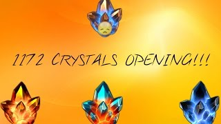 Marvel Contest of Champions 1172 CRYSTAL OPENNED!!! (5)