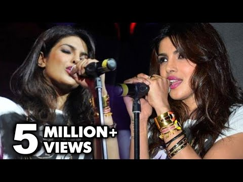 Xxx Mp4 Can Priyanka Chopra Really Sing Priyanka Chopra S First Live Performance 3gp Sex
