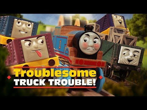 S.C. Ruffey's Lesson | Thomas' Troublesome Truck Trouble Ep #3 | Thomas & Friends