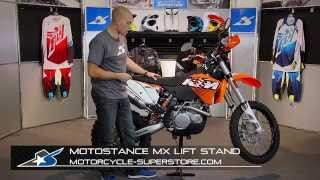 MotoStance MX Lift Stand from Motorcycle-Superstore.com