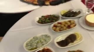 Yum. Persian Cuisine. Shahrzad Restaurant Isfahan Iran