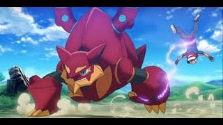 Pokemon Movie 19「Volcanion and the ingenious Magearna」[AMV]