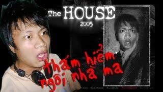 Let's Play: The House - Cùng Diepzen thám hiểm ngôi nhà ma
