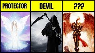 QUIZ:What Type Of Spirit Follows You Around?