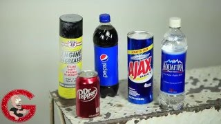 Secret Can & Bottle Diversion Safe Reviews (Hide Cash & Drugs, etc) ***PART 2***