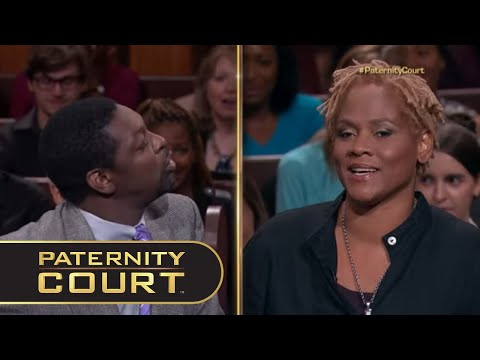 Xxx Mp4 Man Says He Was Scammed Into 36K In Child Support Full Episode Paternity Court 3gp Sex