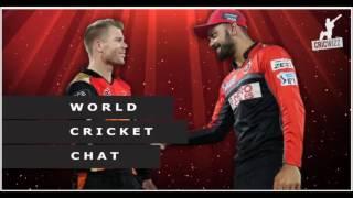 Royal Challengers Bangalore Vs Sunrisers Hyderabad - Preview - Analysis - Prediction - IPL 9 Final