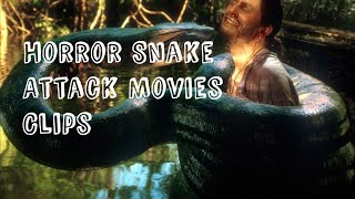 Snake horror movies clip( S Dude)