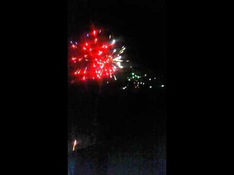 Heboh Video Kembang Api Meledak Tahun Baru