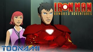 Iron-Man   Origines - 2   Toonami