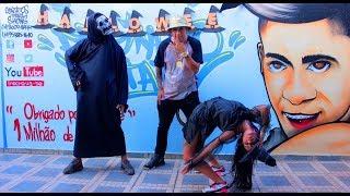 MC Jerry - Passinho do Halloween ( Fezinho Patatyy & Larissa Moraes )