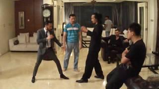 Abang Long Fadil 2 (fight choreography 5)