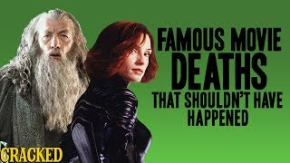 Famous Movie Deaths That Shouldn't Have Happened (Lord Of The Rings, X-Men)