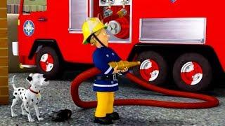 Brandmand Sam Dansk | Det bedste af Brandmand Sam | Brandmand Sam på dansk tale