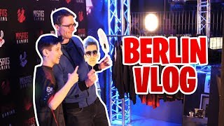 VISITING THE MISFITS HEADQUARTERS! (Berlin Vlog)