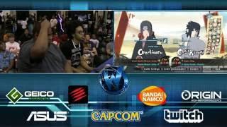 Naruto Shippuden: Ultimate Ninja Storm 4 - ENK Mangekyo VS. Avatar Yaya   Top 8   WW Chicago 2016