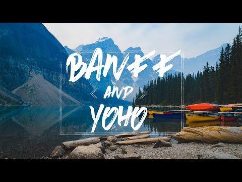 Banff & Yoho National Parks Day 1