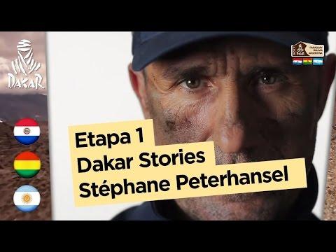 Etapa 1 Dakar Stories Mr. Dakar Stéphane Peterhansel Dakar 2017