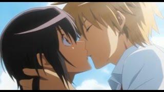 Top 05 Animes - Beijos Roubados
