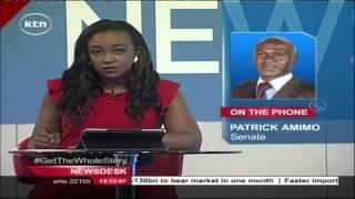 The Senate hearing expected to give their verdict on Mwangi wa Iria