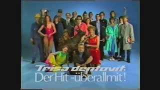 TRISA - Der Hit überall mit - deutsch