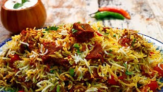 Beef Biryani Masala Recipe - SooperChef