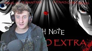 REACT Death Note Episódio 38 (Extra)