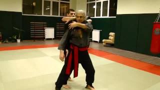 کامران گرامی نژاد - دفاع شخصی (1) - همراهان