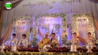 Wyne Su Khine Thein & Okkar Myint Kyu's Wedding Reception