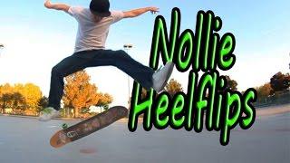 Trick Tip: Nollie Heelflips - Front Foot Position