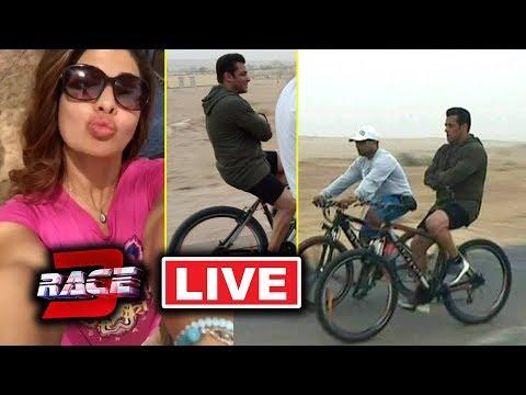 Xxx Mp4 Salman Khan Live Cycling On Jaisalmer Desert In Extreme Hot Climate Jacqueline Fernandez Race 3 3gp Sex