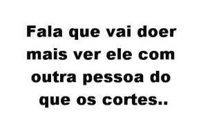 Não chore princesa..❤❤