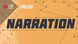 English - Narration Part 1 [SSC | HSC | Admission]