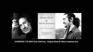 "Quique Sinesi & Hikaru Iwakawa Duo ""ALFONSINA Y EL MAR"" (Ariel Ramirez)"