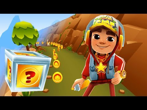 Xxx Mp4 SUBWAY SURFERS Gameplay PC HD Peru Jake And 28 Mystery Boxes Opening 3gp Sex
