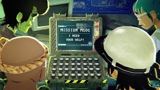 Gorillaz x G-Shock - Mission M101 (Part 1)