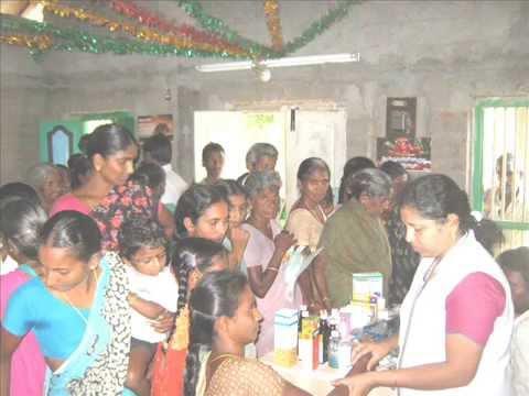 Medical Camp in Marri Tippa village