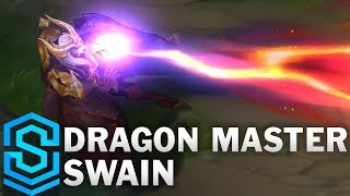 Dragon Master Swain Skin Spotlight - League of Legends