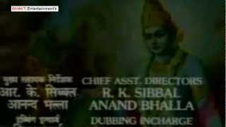 Mahabharat ( B.R TV Flim's ) TV Serial Title Song { HD 1080i / 3D }