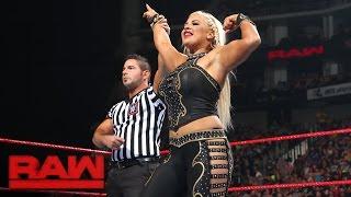 Dana Brooke vs. Alicia Fox: Raw, April 24, 2017